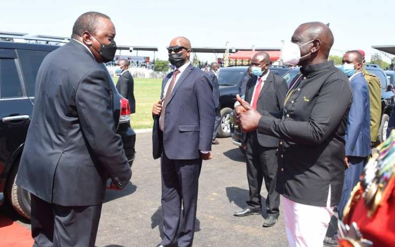 Why you must not lose sleep over Uhuru's action