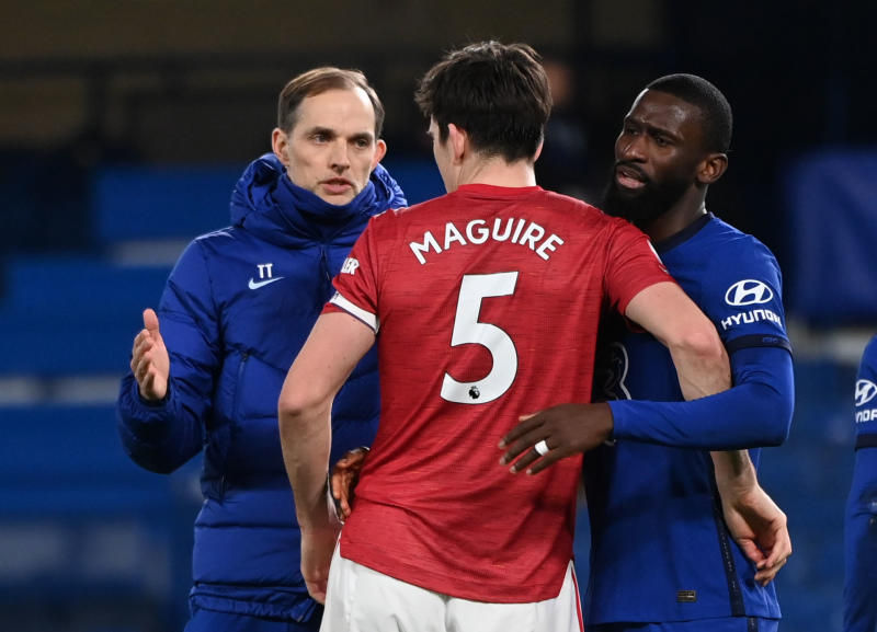 Will Man United defender Maguire play in the Europa League final?