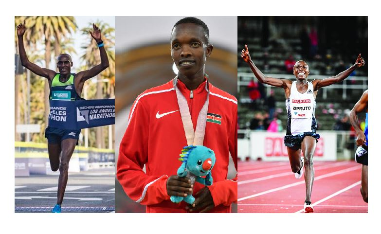 Will the trio end 53-year-old Kenya's gold drought?