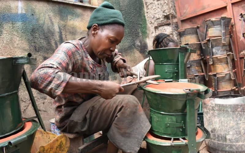 With health risks and no incentives, Kibuye artisans face bleak future
