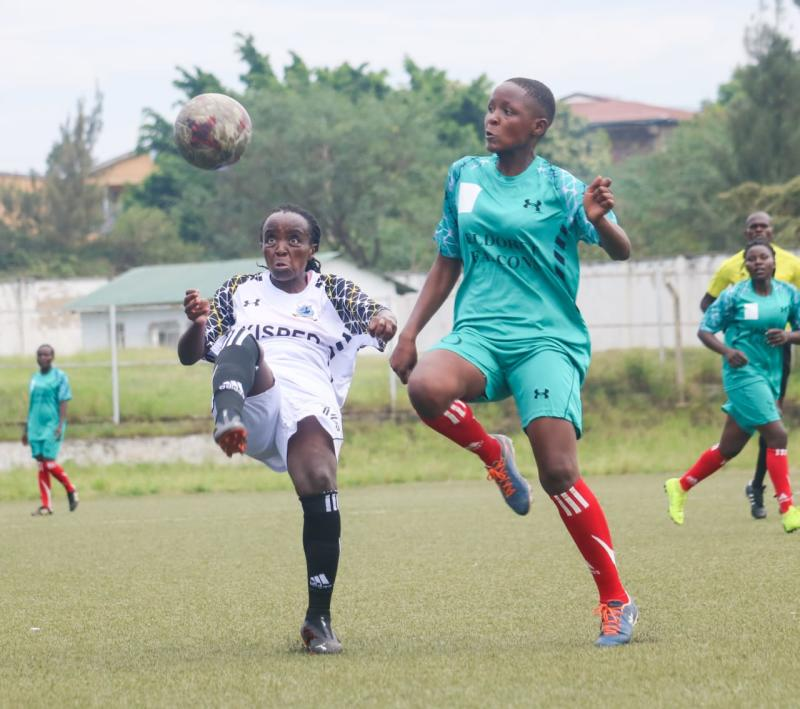 Women in Sports: Kisumu All Starlets upbeat ahead of FKF Women's Cup quarterfinals against Wadadia