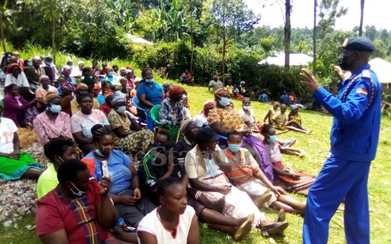 Women shun illicit brew to embrace agri-business