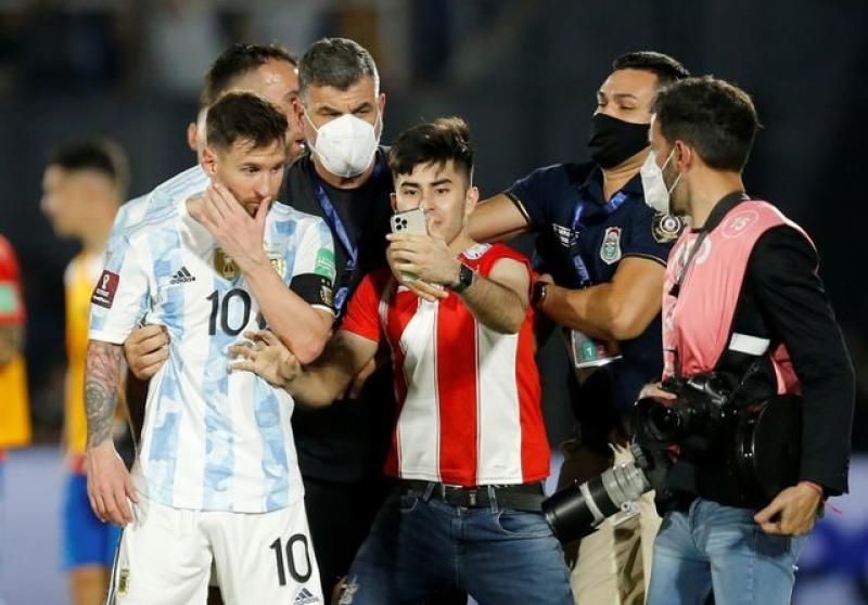 World Cup qualifier: Argentina draw 0-0 at Paraguay to maintain unbeaten record