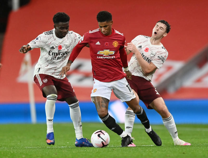 Wounded Man U eye quick bounce back at Arsenal