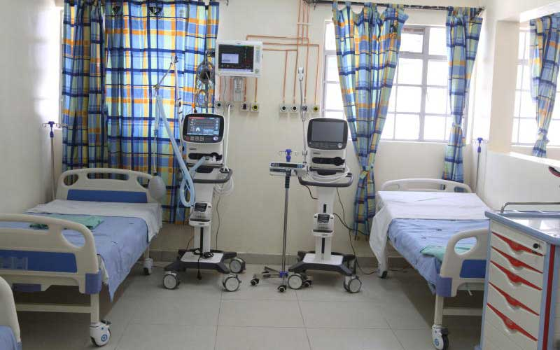 You will pay Sh21,300 for Covid-19 treatment: Dr Amoth