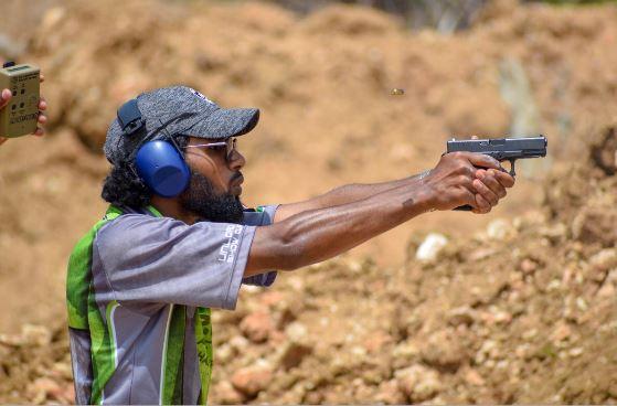 Young gun set for Africa shooting championship