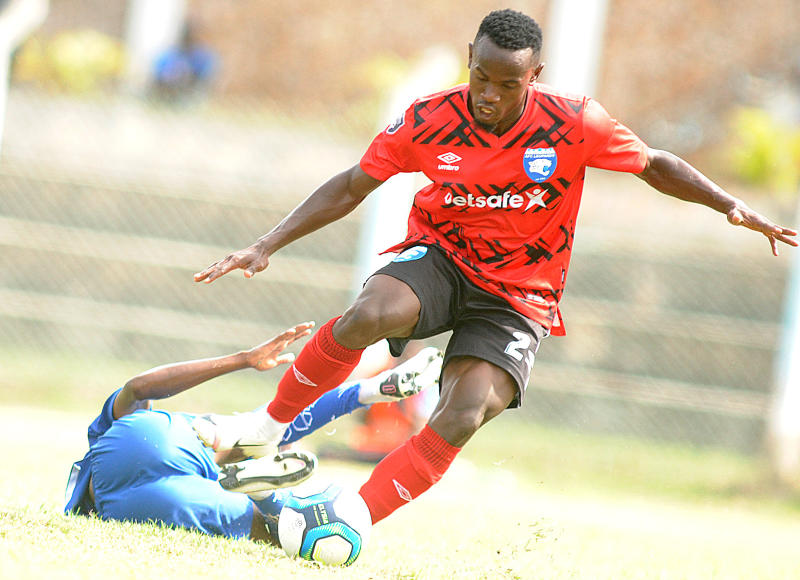 Bandari give AFC Leopards shocking defeat in Mombasa : The standard Sports