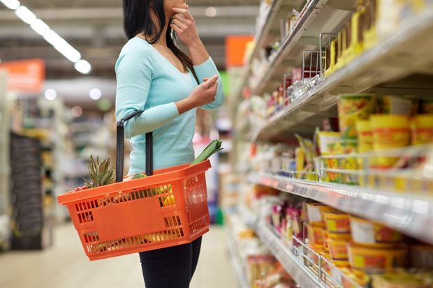 Ten types of supermarket shoppers