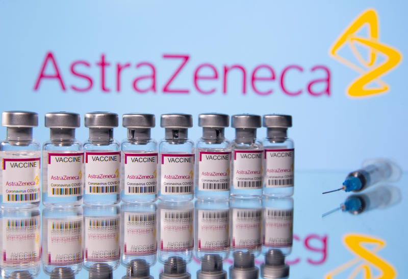 60-year-old woman who died after receiving AstraZeneca vaccine had 'unusual symptoms'