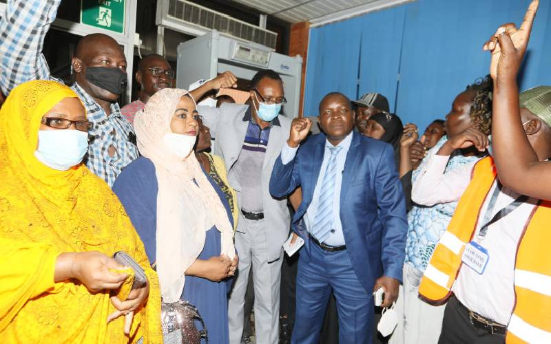 Intrigues that gave dock workers union chief fourth term in office