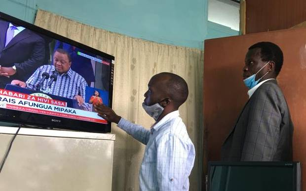 Key takeaways from President Uhuru's economy reopening speech