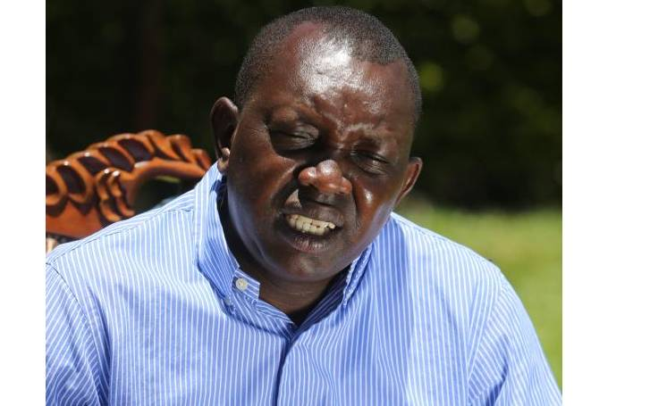NCIC summons Sudi over Mungiki remarks