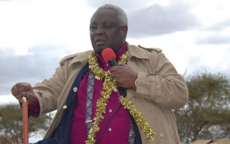 Timothy Mwandi Muumbo was a big fish in the police force