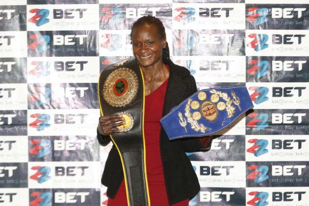 Achieng' vows to floor Malawi's Anisha Basheel