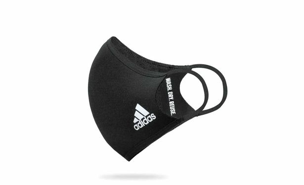 Adidas launch face masks to help protect against coronavirus