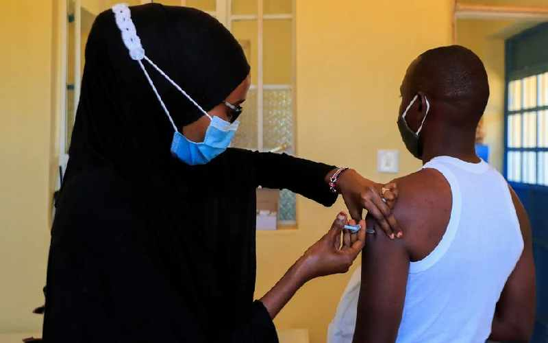 Africa's Covid-19 third wave stabilises as vaccine levels rise - WHO