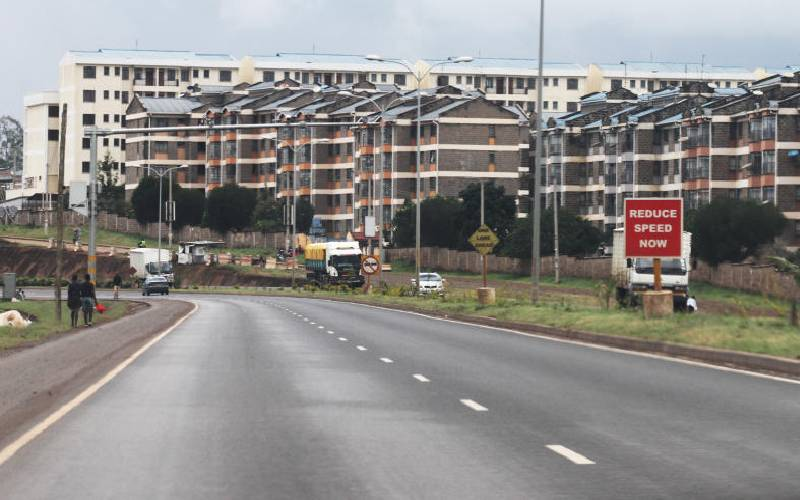Alas! The age of vertical ghettos is truly upon Kenya