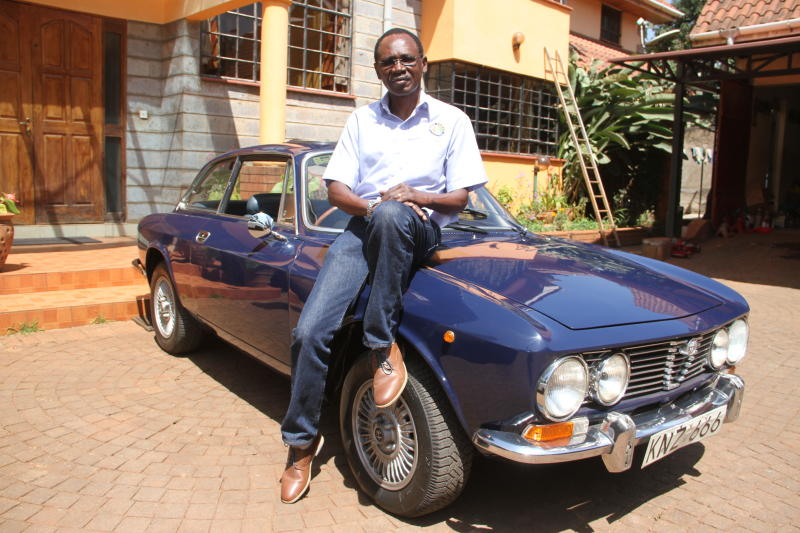 Alfa Romeo: Inside Kenya's exclusive motor club