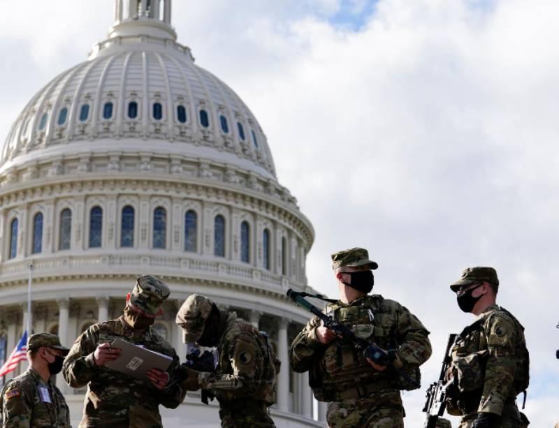 'It was a non-event': Pro-Trump protests quiet amid massive police presence across US