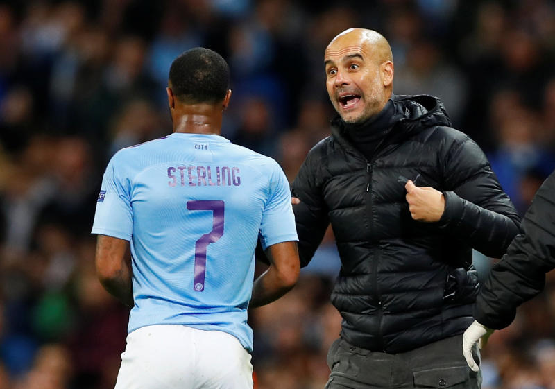 Angry Raheem Sterling's Man City future in doubt