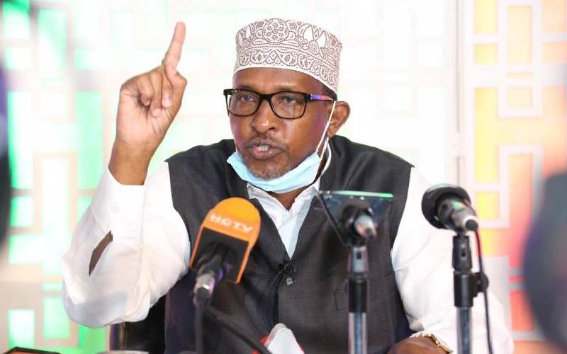 Another PG meeting today as Duale and others face ouster