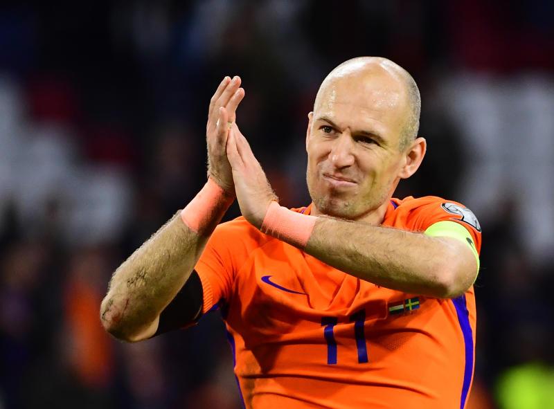 Arjen Robben's retirement U-turn inspired by Michael Jordan's Last Dance documentary