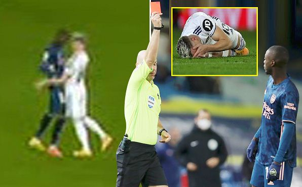 Arsenal, Leeds condemn online abuse of Pepe, Alioski