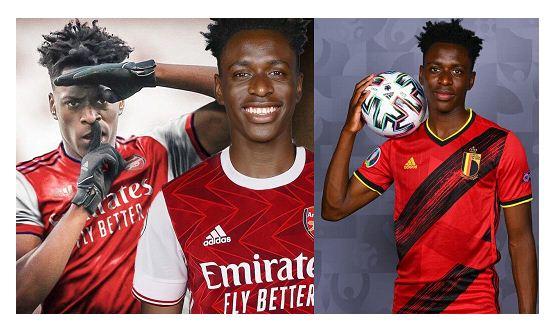 Arsenal sign midfielder Lokonga from Anderlecht