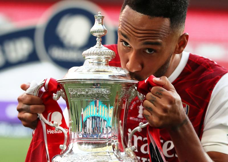 Aubameyang's new Arsenal contract offer revealed