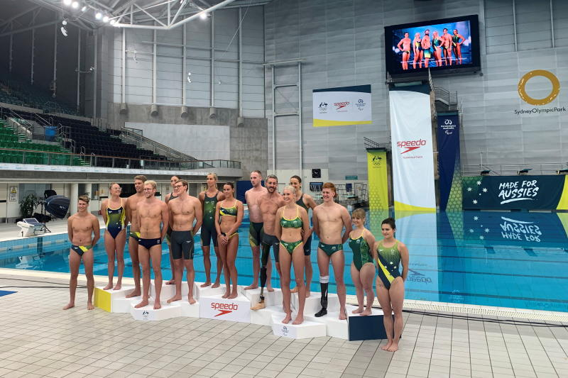 Australia confirm team of 472 for Tokyo
