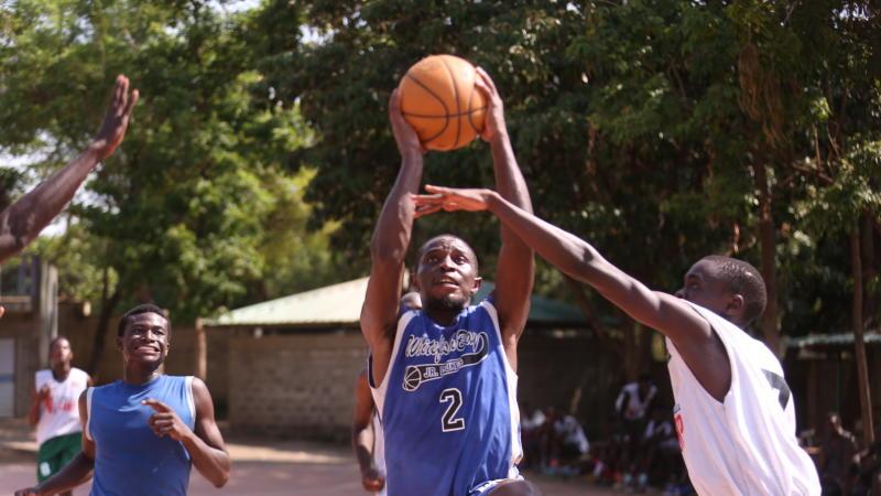 Awuor stars as Maseno Dukes kicks off Kisumu Classic Basketball League with wins