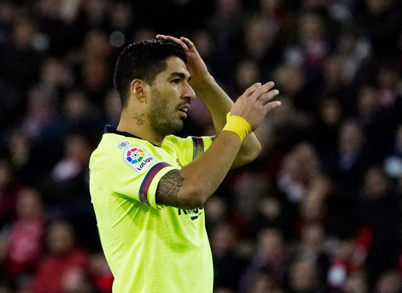 Barcelona ready with 'final offer' for Luis Suarez's attacking replacement