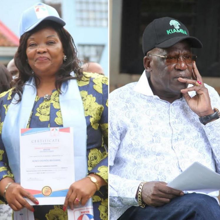 Battle royale: Politician and ex-wife to fight for political seat in Machakos County