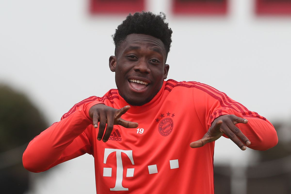 Bayern won't take Chelsea lightly, says Bayern's Davies