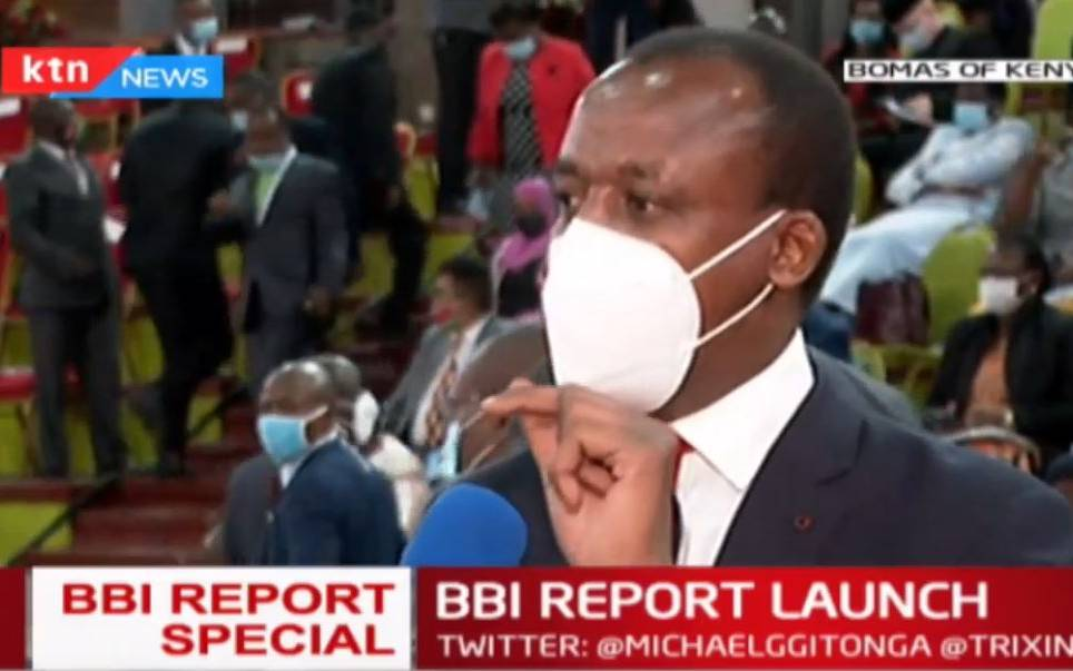 Live: BBI Bomas conference as it unfolds