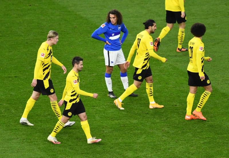 Borussia Dortmund reject European Super League plans