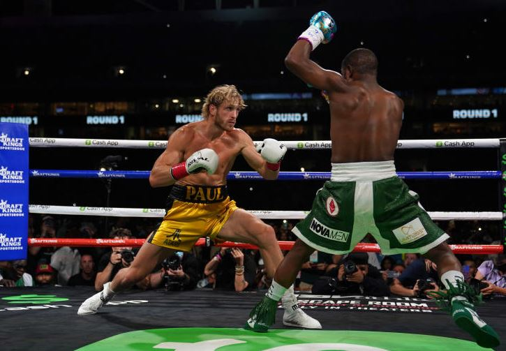Boxing: Paul channels fictional boxer Rocky and goes distance against Mayweather