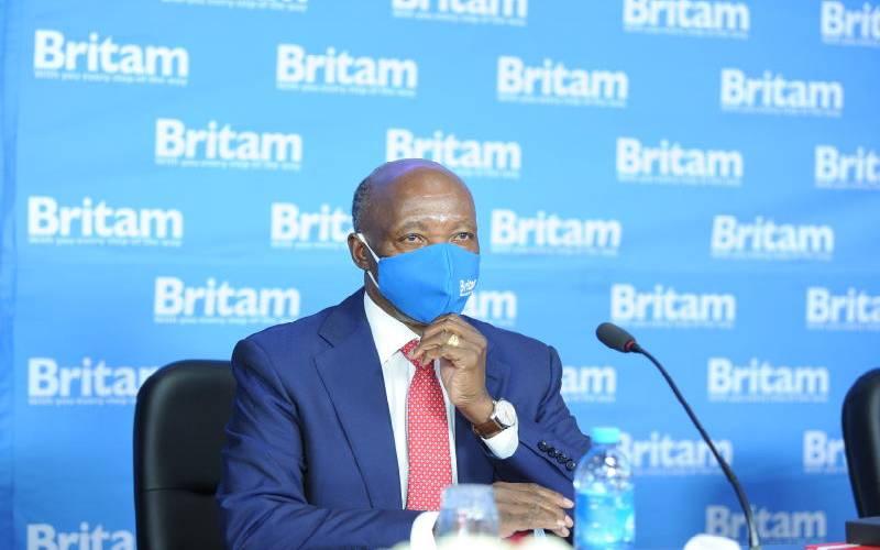 Britam set to pay a Sh631m dividend