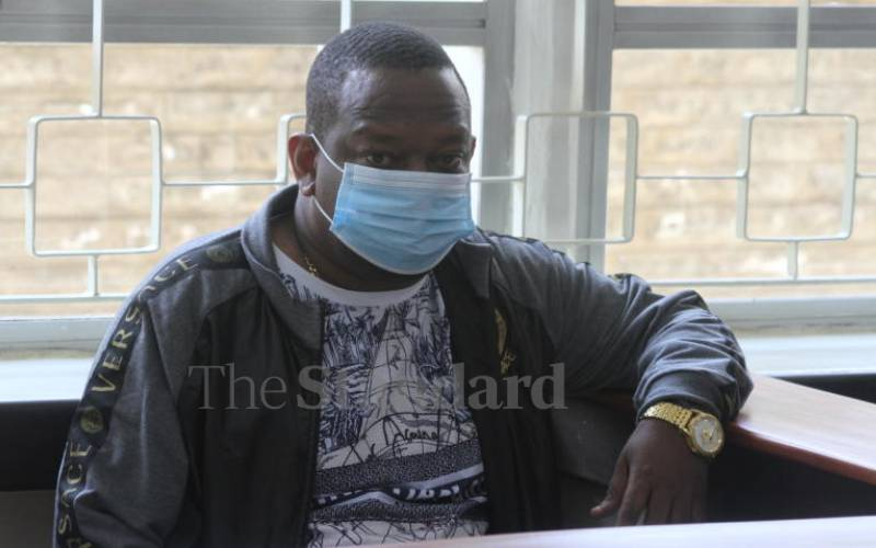 'Broke' Sonko wants court to give him back Sh15m paid as cash bail