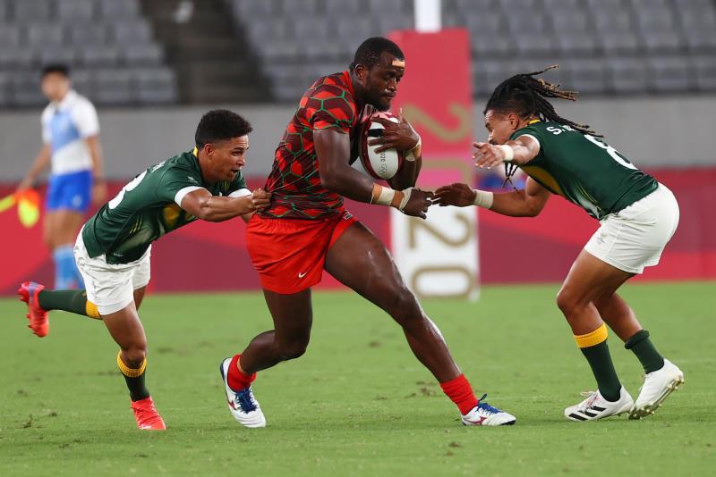 Brutal opening matches for Kenya Sevens team in Tokyo