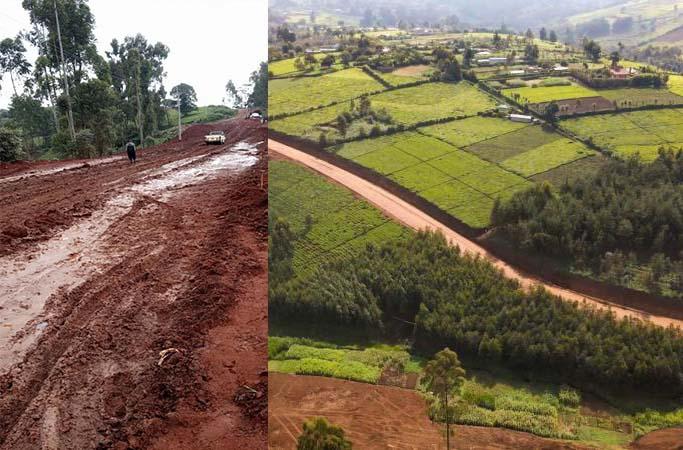 Builders: Rain may delay President Uhuru's legacy project
