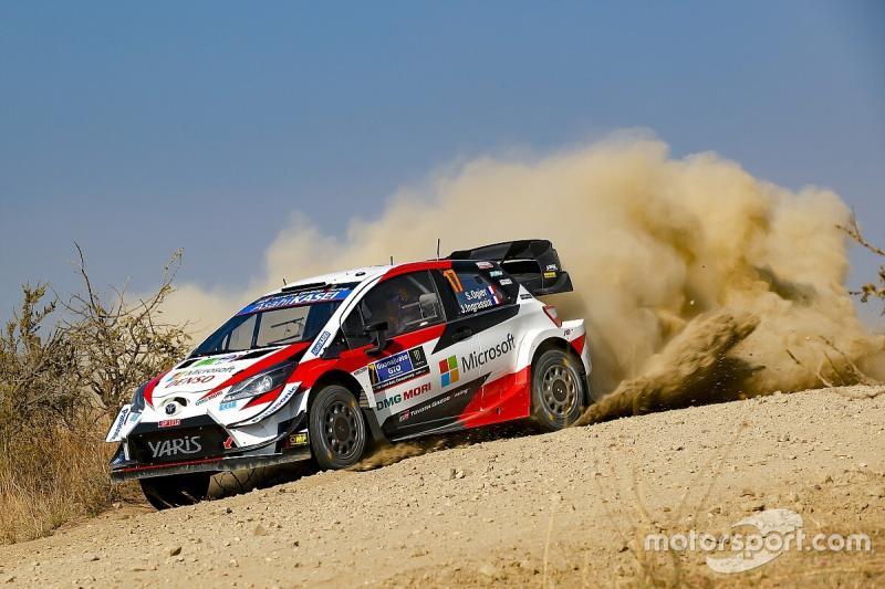 Bumper entry for Rally de Portugal