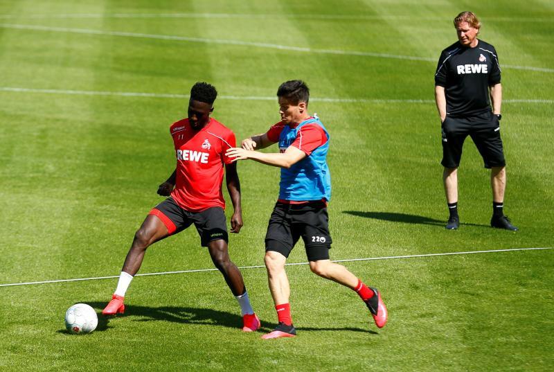 Bundesliga set for restart despite two positive cases