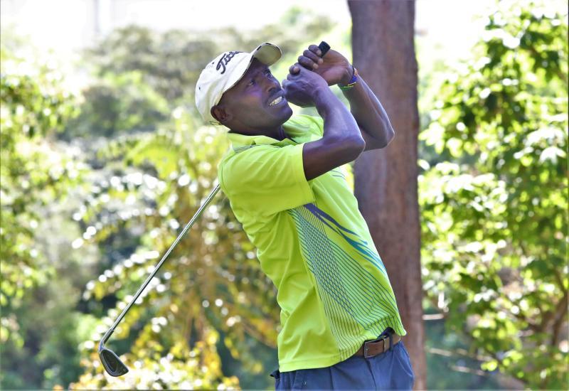 Caddies' sufferings: It's no longer green for Bernard Karigu