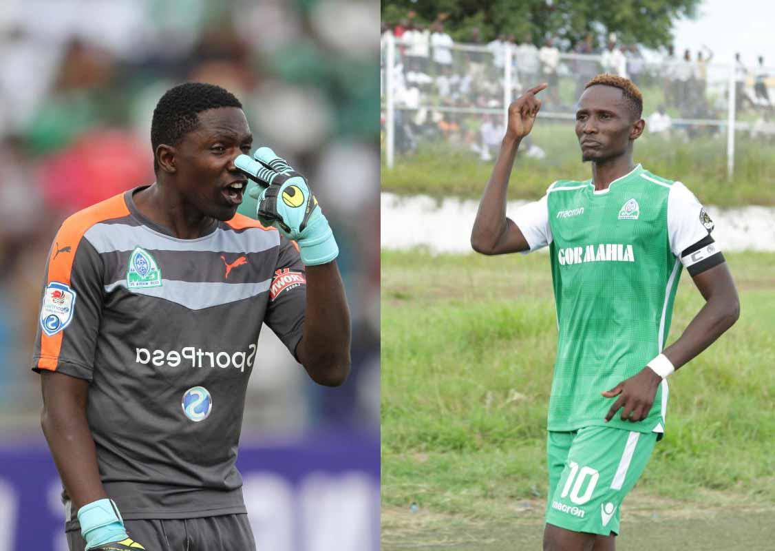 CAF slaps K'Ogalo stars with Sh3.2m fine