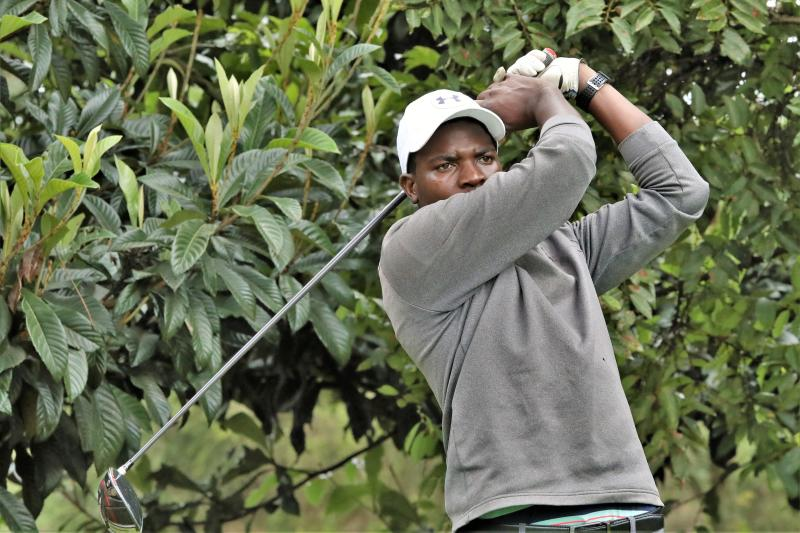 Calm tiger Chinhoi focused on Kenya Open honours
