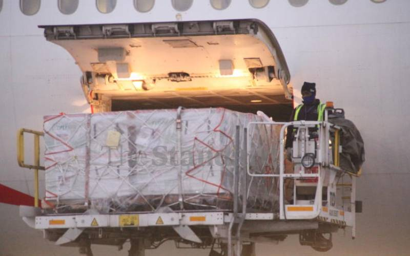 Cargo traffic keeps local aviation sector in the air