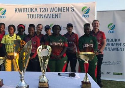 Cause for optimism as Kenya women win Kwibuka T20 title