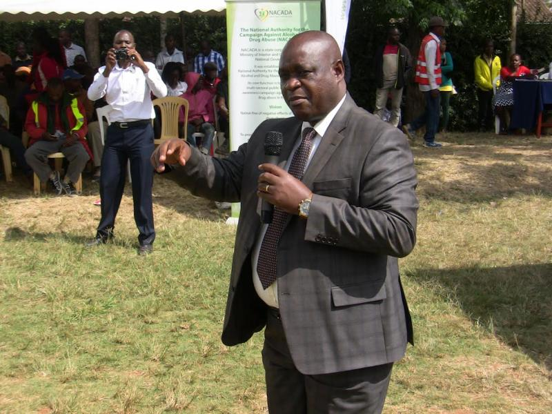 Chang'aa is not entirely  illegal — NACADA CEO Victor Okioma