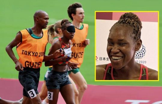 Chela's smile eases tension as Team Kenya Paralympics' struggles continue in Tokyo